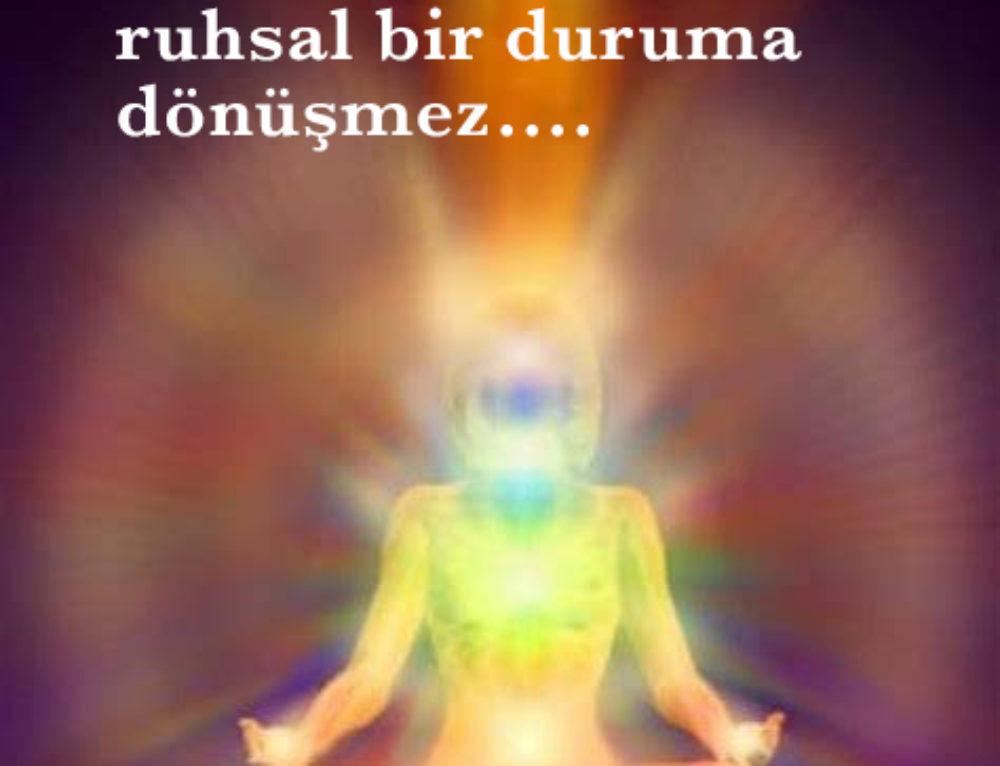 İnsani Durum, Ruhsal Bir Duruma Dönüşmez